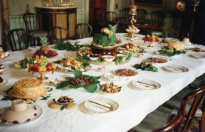 Georgian Banquet